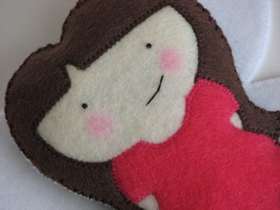 Ecofriendly Fairy Softie...   item 403