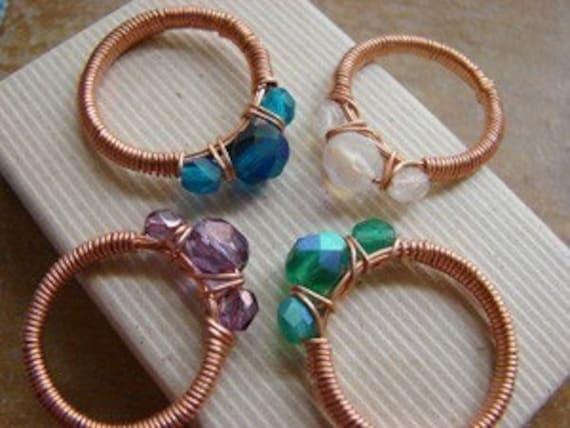 TUTORIAL Triptych Ring TUTORIAL