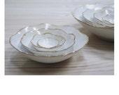 Medium Nesting Bowl Set by Sara Paloma