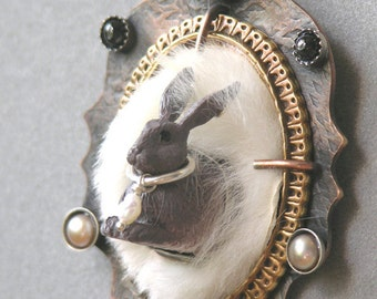 Portrait Of A Haress Necklace