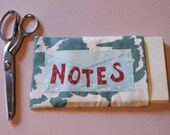 SALE Sweet Note Card Holder