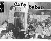 POESY 30 Cafe Babar