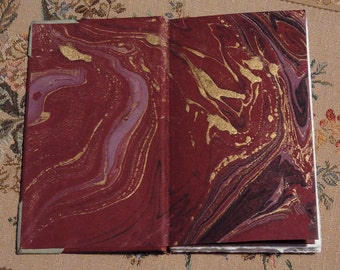 Handbound Artist's Journal Kipling Greenhow Hill