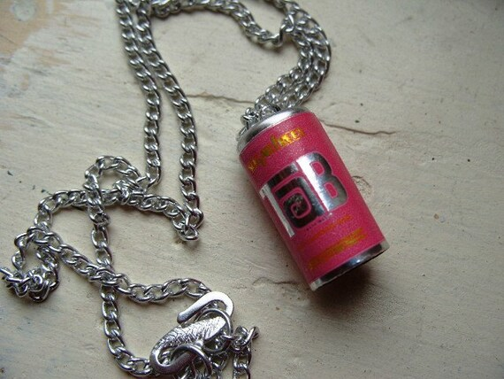 RESERVED Vintage Tab Pop Can Charms