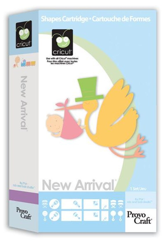 Cricut New Arrival Cartridge Hard to find Retired