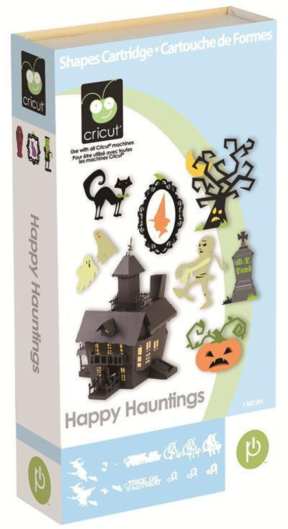 Cricut Cartridge Happy Hauntings new and ready to ship