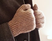 Mens Gloves with Fingers
