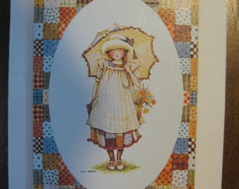 Holly Hobbie card
