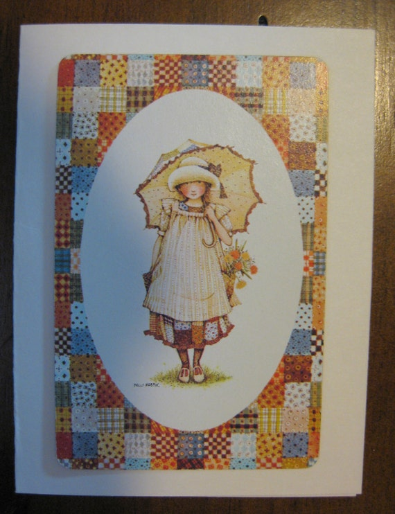 Holly Hobbie card