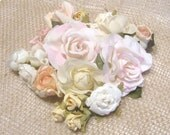 Holiday Inspiration.....Floral Assortment Pink and Cream........No.3