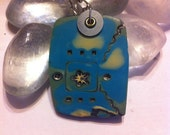 Polymer Clay Necklace..