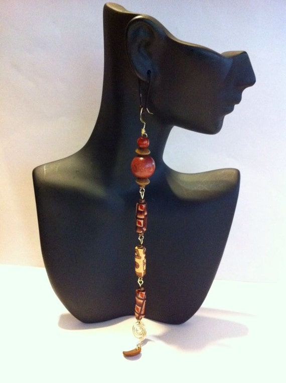Beautiful Beaded Dangles