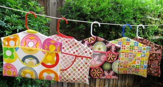 Peg Bag Pattern - Clothespin Bag Sewing Pattern - Sewing Pattern PDF