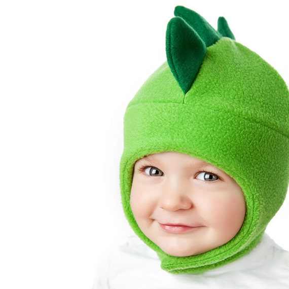 Childrens Fleece Hat Pattern Chin Strap Hat Sewing Pattern