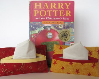 Gryffindor Tissue Holder