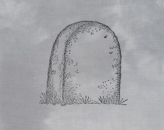 PIF Tombstone Label