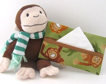 Monkey Tissue Holder