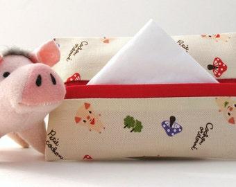Piggy Tissue Holder