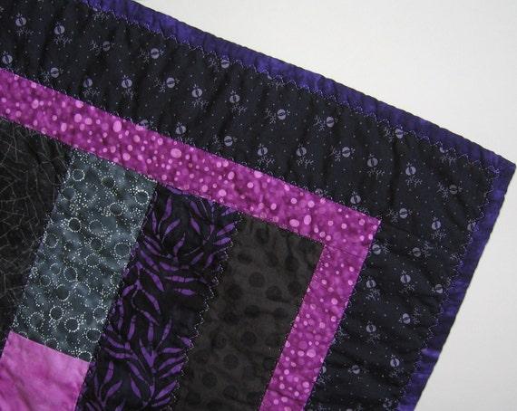 GothBaby Strips Quilt
