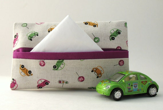 Volkswagon Tissue Holder