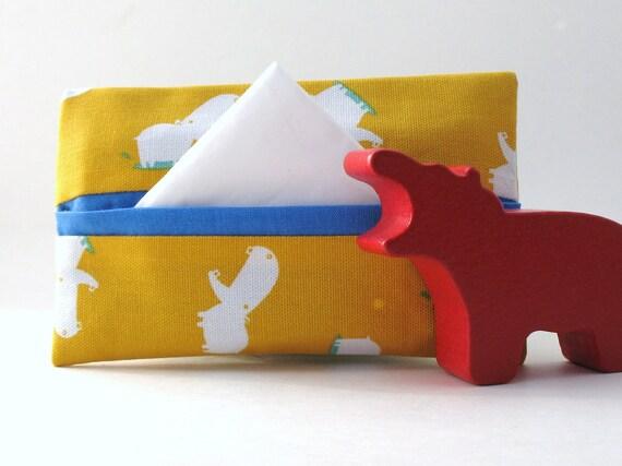 Hippo Tissue Holder