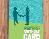 facebook birthday card / funny greeting cards