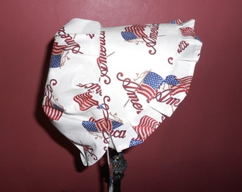 Sunbonnet Toddler American Girl 9 to 24M -  A Grand Old Flag 11USD