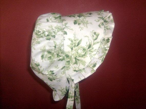 Sunbonnet Women's White Umbrageous Green LIMITED