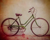 Schwinn Collegiate Bicycle  - 8 x 10 Fine Art Photograph Print