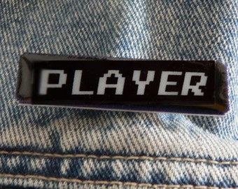 SALE you know who you are - player pin