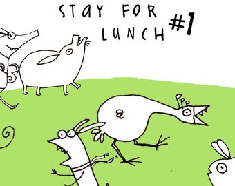 Stay for Lunch - vol.  1