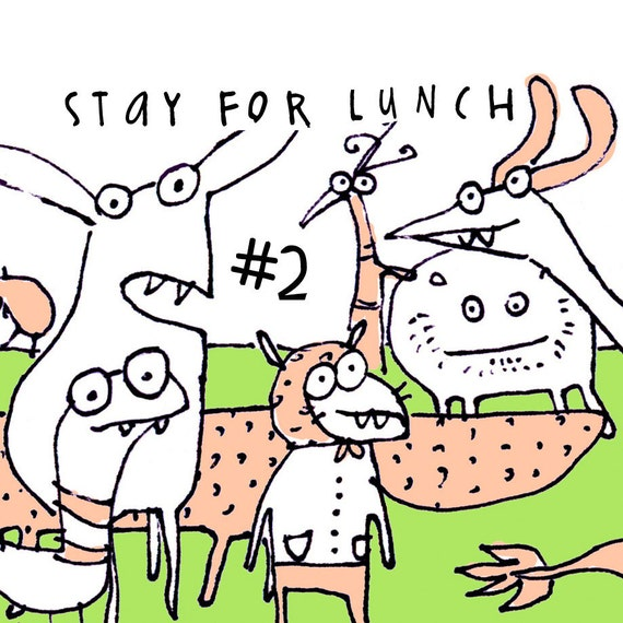 Stay for Lunch - Vol. 2