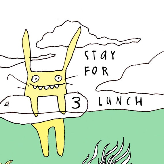 Stay for Lunch - vol. 3