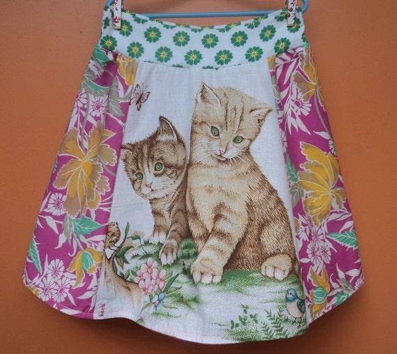 koosi kitten skirt size 6-8