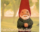 Felting Party -- Fun Activity for all Ages -- Make your own Gnome, Mushroom, Wine Cozy, Dryer Balls, Felt Painting - Handwork Studio Toronto