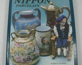 Vintage Book - The Collectors Encyclopedia Of Nippon Porcelain - 1979 Van Patten