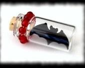 Bat in a Bottle - Ruby Red