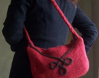 Celtic knot Handbag PATTERN