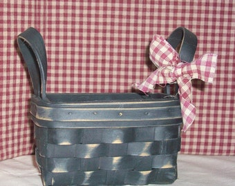 Small Black Country Basket