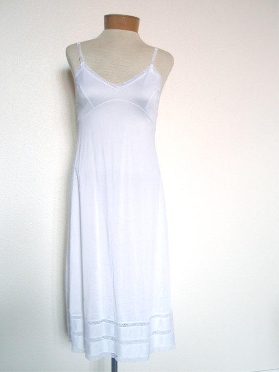 Vintage Vanity Fair Vintage Slip Dress - Size 38
