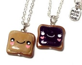 PB&J NECKLACES BFF