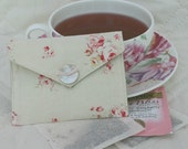 Tea Bag Pocket - RESERVED LISTING for Morganstreet