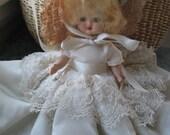 Vintage Doll Blonde
