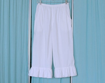 Perfectly white bloomers womens S