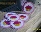 Cupcake Embellishments