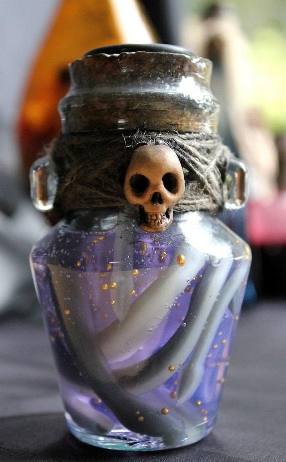 A Potion Unknown...