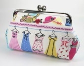 Clasp Frame Purse Pouch Girly Closet