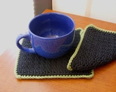 2 Custom Potholders to Match Your Kitchen - You Tell Me the Colors