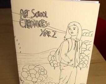 Art School Chronicles, Year 2