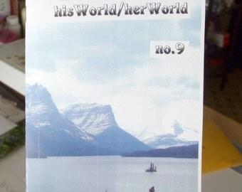 hisWorld\/herWorld no. 9 zine